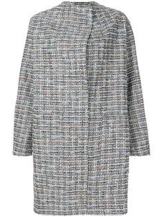 пальто с вышивкой Antonio Marras
