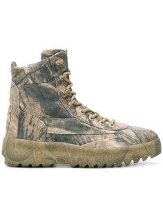 ботинки в стиле милитари Season 5 Yeezy