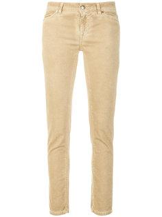 классические джинсы скинни Twin-Set