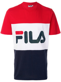 футболка с логотипом Fila Fila