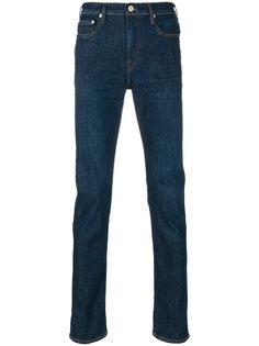 джинсы прямого кроя с завышенной талией Ps By Paul Smith