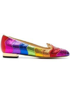 балетки Rainbow Kitty Charlotte Olympia