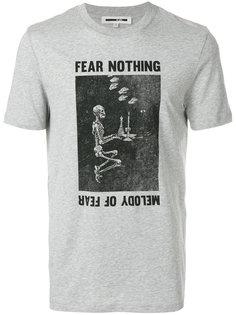 футболка с графическим принтом McQ Alexander McQueen