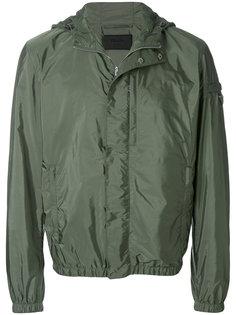 легкая куртка на молнии Prada