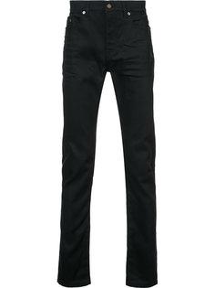 эластичные джинсы скинни  Saint Laurent