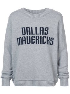 толстовка Dallas Mavericks The Elder Statesman X Nba