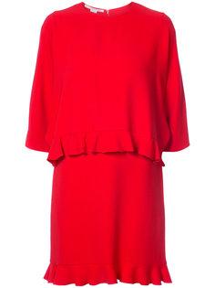 многослойное платье мини  Stella McCartney