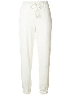 классические спортивные брюки Helmut Lang