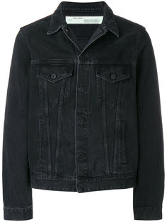 джинсовая куртка Firetrap Off-White