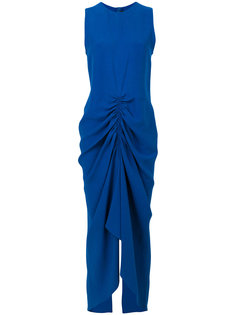 вечернее платье с дизайном со сборкой Joseph