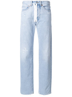 прямые джинсы  Off-White