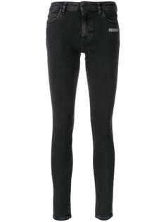 джинсы скинни 5 Pockets Vintage Off-White