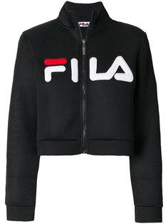 укороченная спортивная куртка Fila
