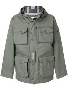 куртка в стиле милитари Converse