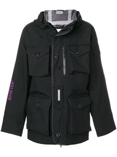 куртка карго с капюшоном Converse