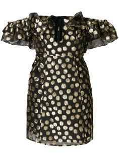 платье Lottie с открытыми плечами For Love And Lemons