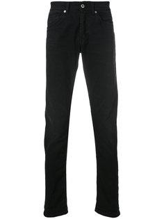 джинсы прямого кроя с линялым эффектом  Dondup
