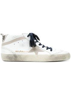 хайтопы на шнуровке Golden Goose Deluxe Brand