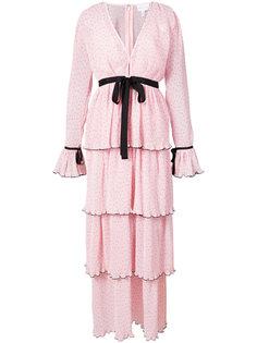 длинное платье Now Or Never Alice Mccall