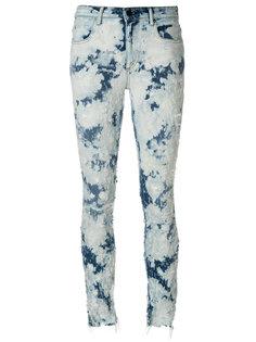 джинсы кроя скинни Alexander Wang