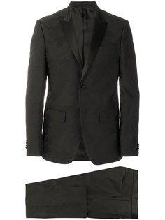 костюм с жаккардовым камуфляжным узором Givenchy