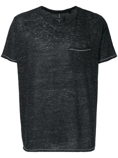 меланжевая футболка  Rag & Bone