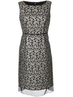 жаккардовое платье  Marc Jacobs