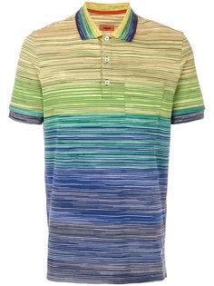 полосатая рубашка-поло Missoni