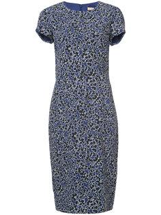 платье-футляр с цветочным принтом  Michael Kors