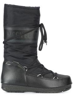 мягкие сапоги  Moon Boot