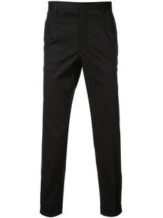 классические строгие брюки  Dolce & Gabbana