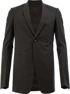 однобортный пиджак Rick Owens