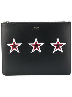 сумка с принтом звезд Givenchy