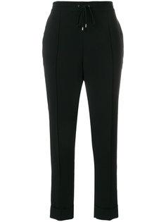 укороченные брюки с эластичным поясом Kenzo