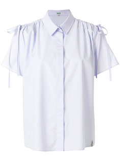 рубашка мешковатого кроя Kenzo