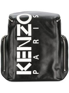 рюкзак с логотипом Kenzo
