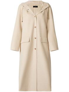 пальто с капюшоном Joseph