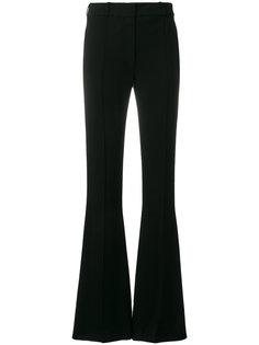 классические расклешенные брюки Victoria Beckham