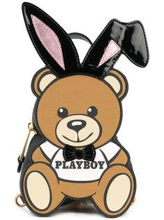 рюкзак Playboy Ready to Bear Moschino