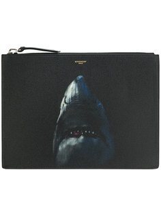 сумка с принтом акулы Givenchy