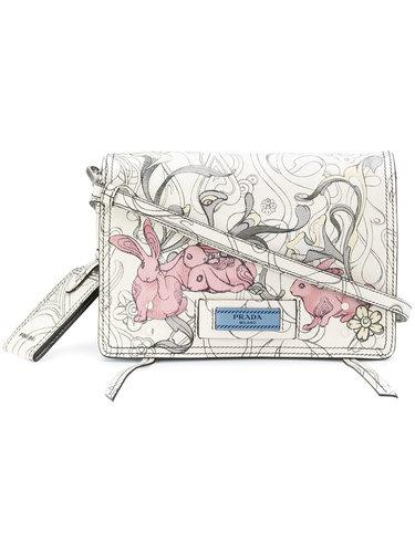 сумка на плечо 'Etiquette' Prada