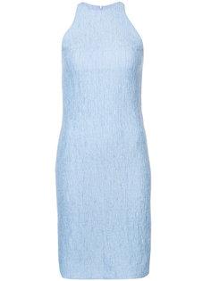 платье с вырезом-рейсер Nomia