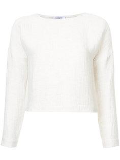 плиссированная блузка Nomia