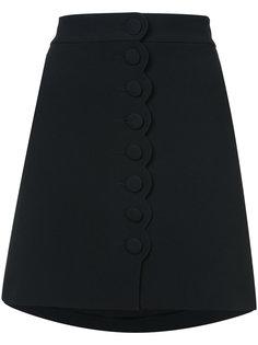юбка на пуговицах  Chloé