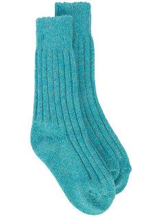 кашемировые носки Yosemite  The Elder Statesman