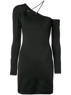 асимметричное приталенное платье  Cushnie Et Ochs