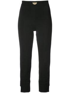 укороченные строгие брюки  Cushnie Et Ochs