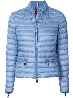 дутая куртка с длинными рукавами  Moncler