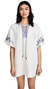 Parker Coconut Cover Up