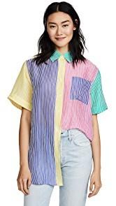 A Peace Treaty Pirata Shirt Dress